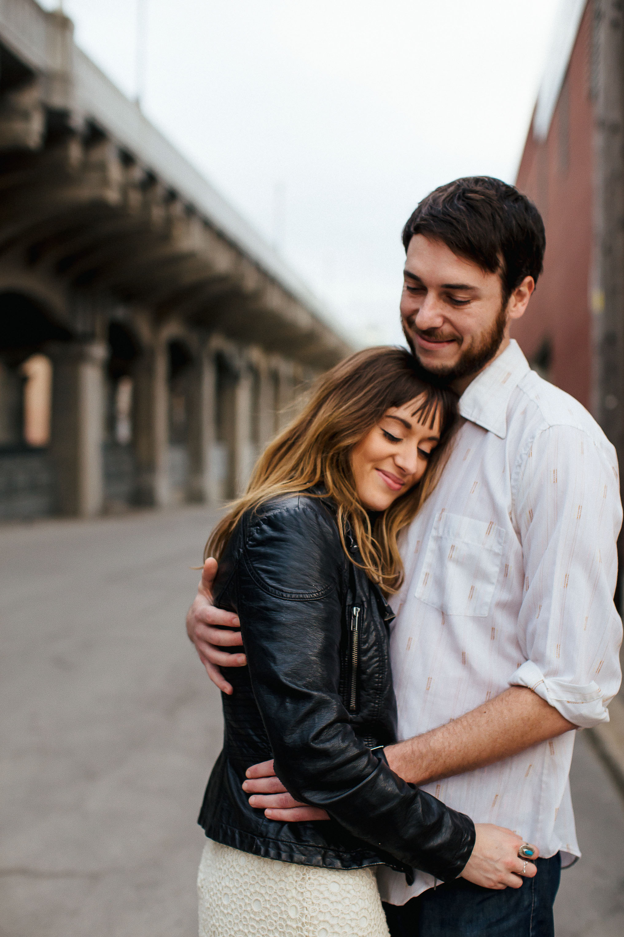 Westbottoms Kansas City Engagement Session | Lynn & Tim by Britt Crowe