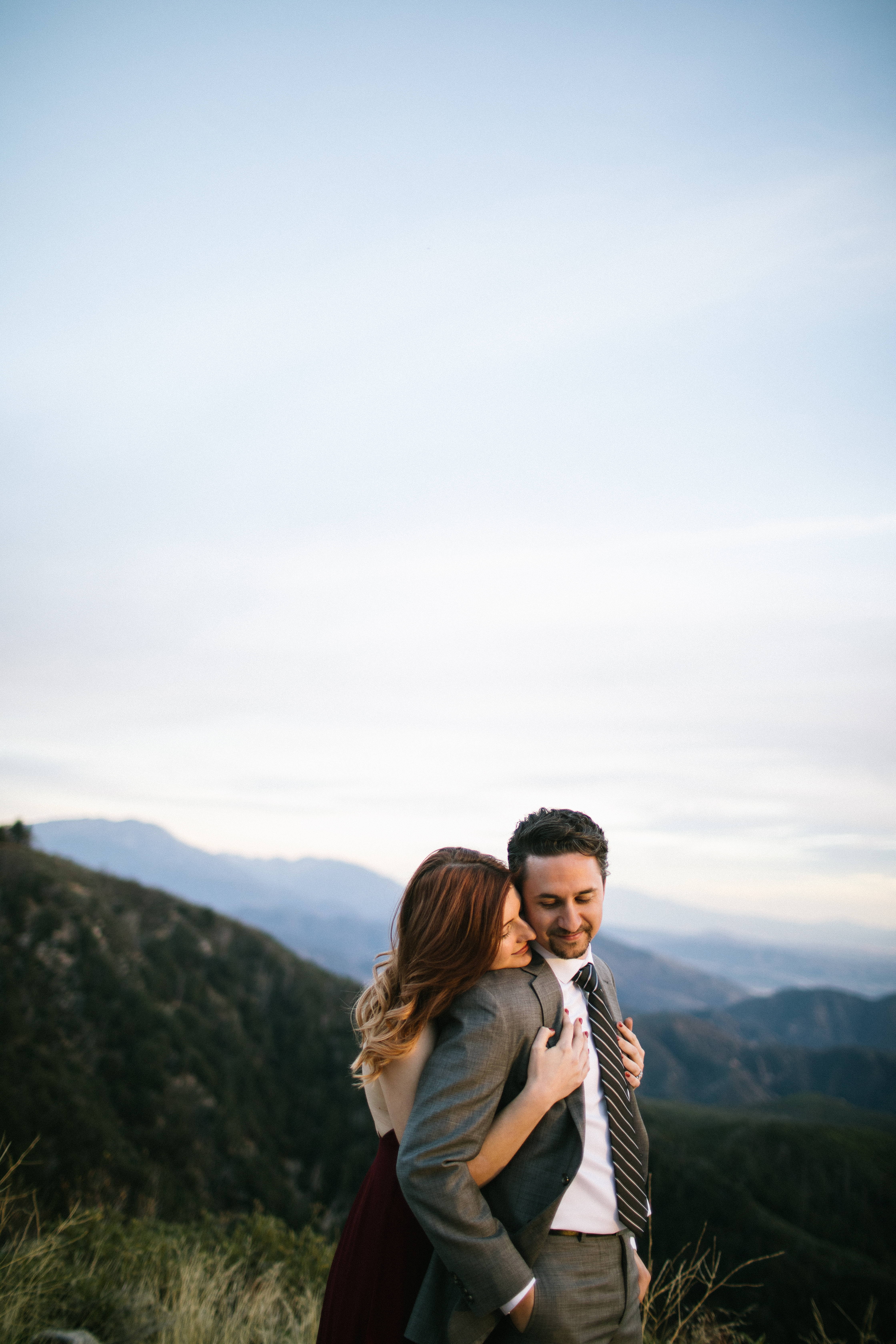 Lake Arrowhead California Engagement