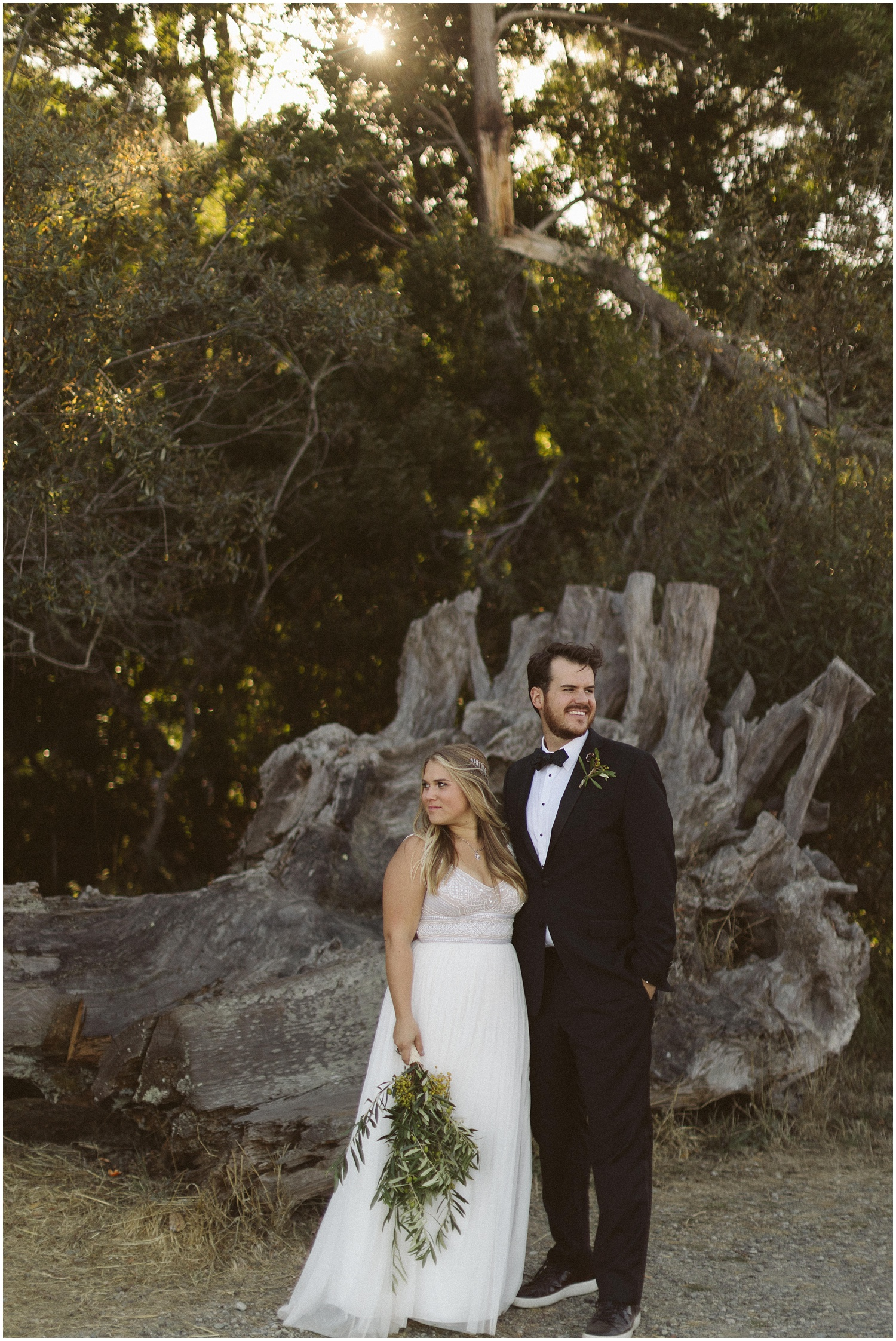 Brian and Taylor Point Reyes California Wedding