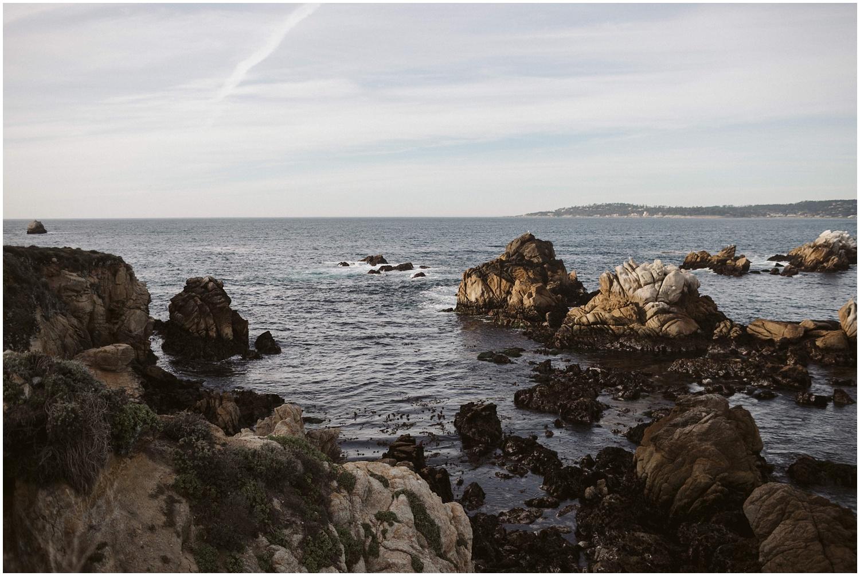 Point Lobos State Park Carmel Anniversary Portraits | Katie & Bryan