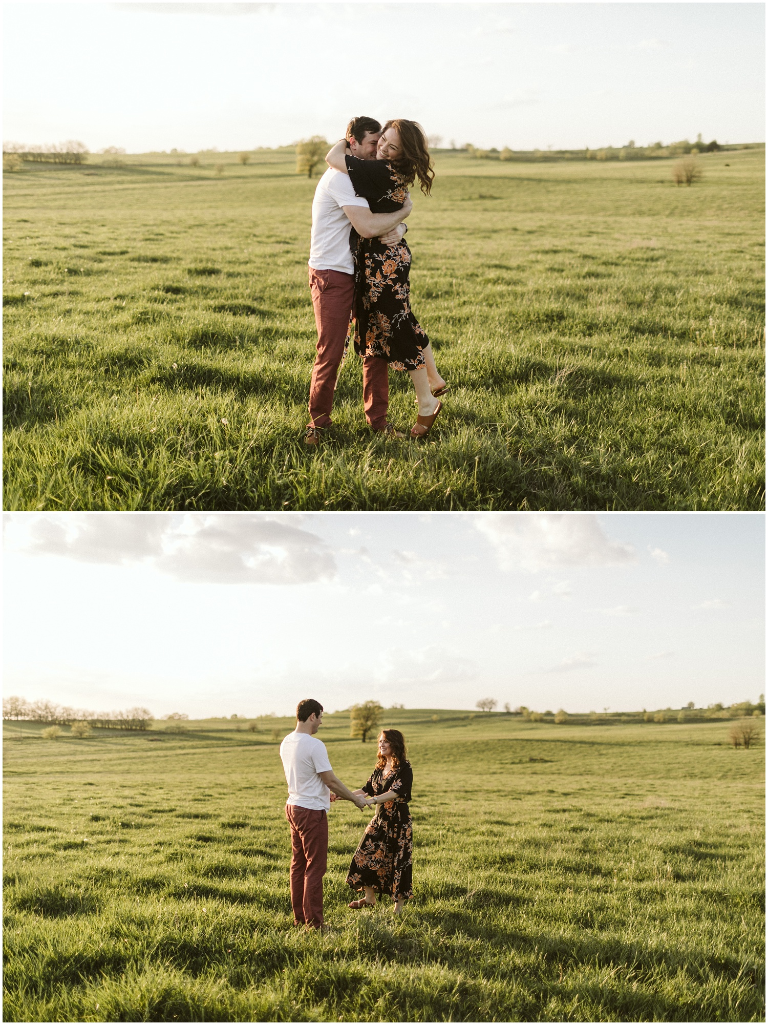 Missouri Family Farm Engagement