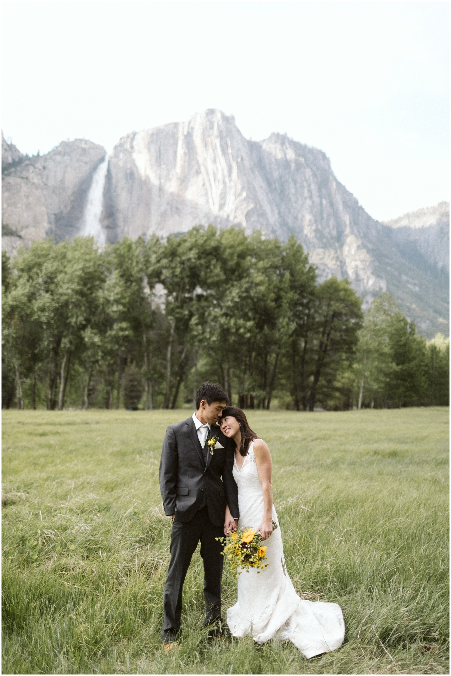 Evergreen Lodge Yosemite Wedding Day After Session