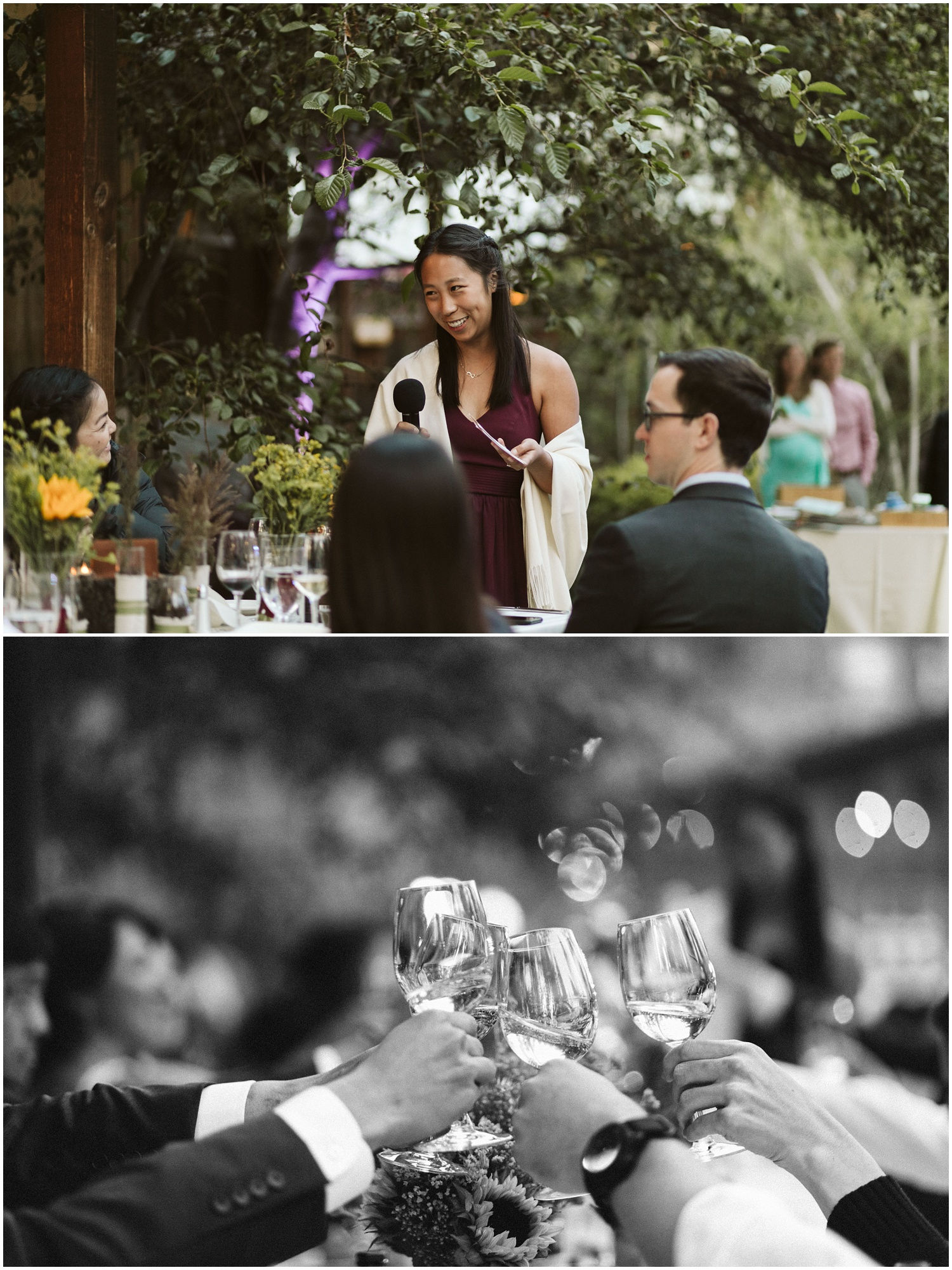 Evergreen Lodge Yosemite Wedding