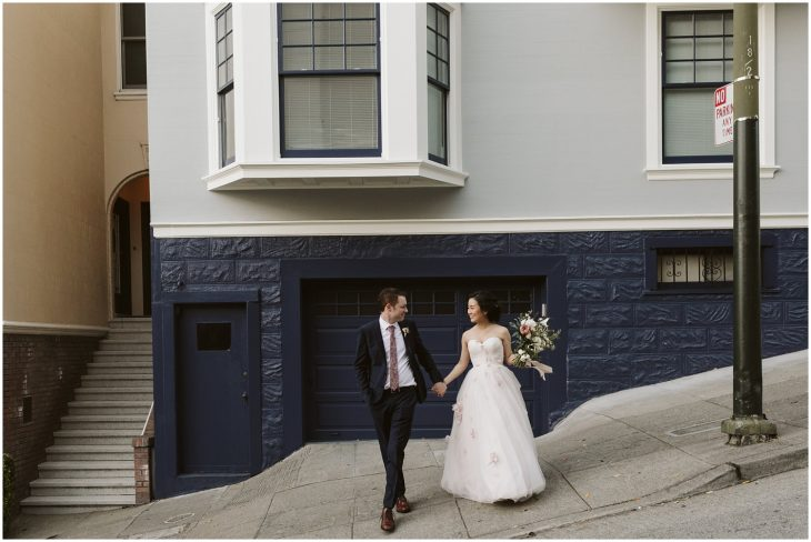 Haas Lilienthal House San Francisco Wedding