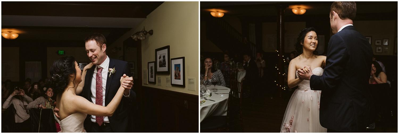 Haas Lilienthal House San Francisco Wedding Sarah and James