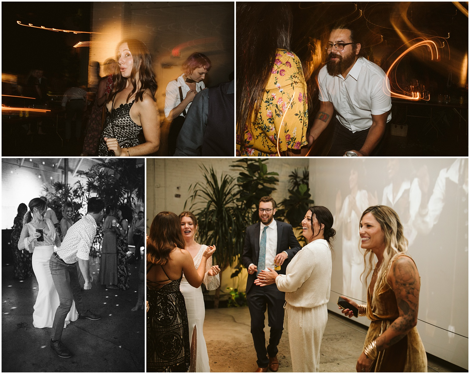 Mattison and Nekita Millwick Wedding DTLA